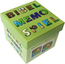 Bibel-MEMO-Spiel (20 Kartenpaare)
