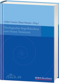 Coenen: Theologisches Begriffslexikon zum Neuen Testament