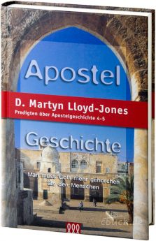 Lloyd-Jones: Apostelgeschichte Band 2