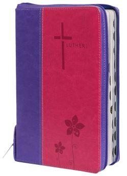 Luther21 - Standardausgabe - Kunstleder Lila/Pink
