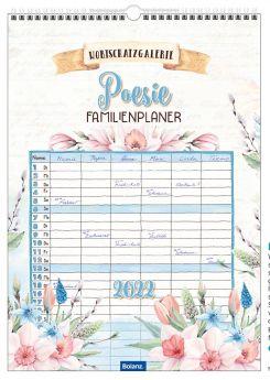 Mein Familienplaner 2021 - Kalender