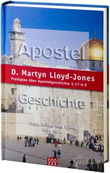 Lloyd-Jones: Apostelgeschichte Band 4