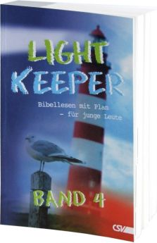 Lightkeeper Band 4 - Bibelleseplan