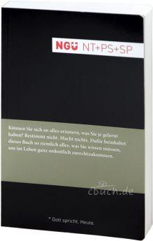 NGÜ NT + Psalmen + Sprüche - Taschen-Ausgabe