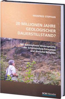 Stephan: 20 Millionen Jahre geologischer Dauerstillstand?