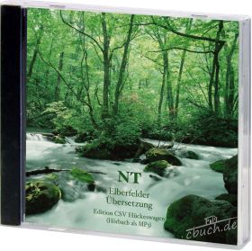 Elberfelder Bibel Edition CSV NT (MP3-Hörbuch)