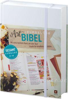 NLB Art Journaling Bibel - Gesamtausgabe