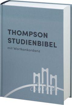 Thompson Studienbibel - Hardcover mit Wortkonkordanz, Luther 1984
