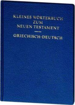 Kassühlke: Kleines Wörterbuch zum Neuen Testament