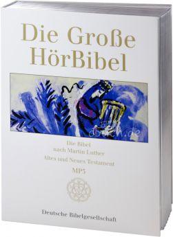 Luther 1984 - Die Große HörBibel (MP3-Hörbuch)
