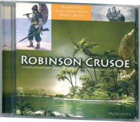 Robinson Crusoe - Hörspiel-CD