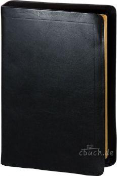 Elberfelder Bibel Edition CSV - Standardausgabe Leder/Schutzklappen