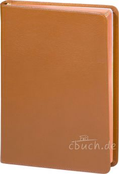 Elberfelder Bibel Edition CSV - Standardausgabe Kalbsleder, Goldschnitt