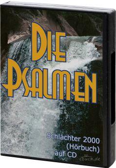 Schlachter 2000 Die Psalmen (Audio-Hörbuch)