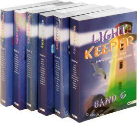 Paket Lightkeeper Band 1 bis Band 6 - Bibelleseplan