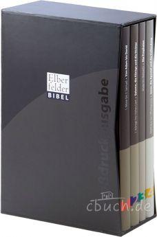 Revidierte Elberfelder Bibel - Großdruckausgabe in 4 Bänden