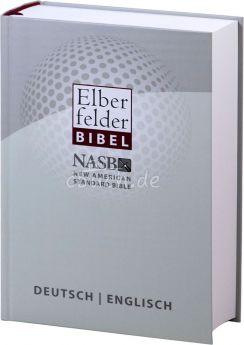 Revidierte Elberfelder Bibel / NASB - Deutsch/Englisch - weiß