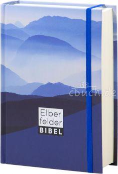Revidierte Elberfelder Bibel - Taschenausgabe, Motiv Berge