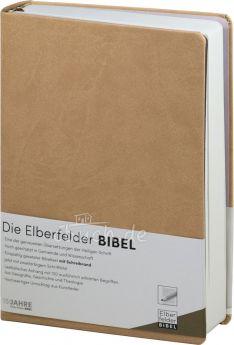 Revidierte Elberfelder Bibel - mit Schreibrand, Kunstleder