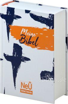 NeÜ Bibel.heute - Taschenausgabe - Motiv Kreuze