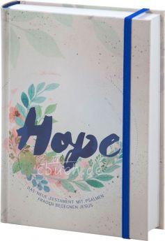 HOPE - Neues Testament mit Psalmen für Frauen - NeÜ bibel.heute