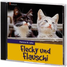 St.John: Flecky und Flauschi (Audio-Hörbuch)