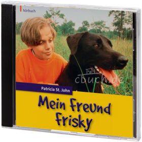 St.John: Mein Freund Frisky (Audio-Hörbuch)