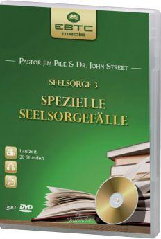 Jim Pile / John Street Seelsorge III: Spezielle Seelsorgefälle (DVD + MP3-Vortrag)