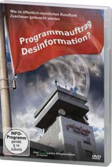 Programmauftrag Desinformation? (DVD)