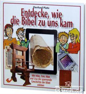 Platte: Entdecke, wie die Bibel zu uns kam