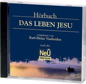 Vanheiden: NeÜ - Das große Jesus-Hörbuch (MP3-Hörbuch)