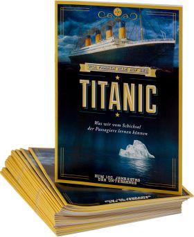 Wir fahren alle auf der Titanic - 25er-Pack