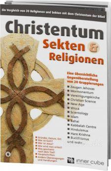 Christentum, Sekten & Religionen - Leporello 6