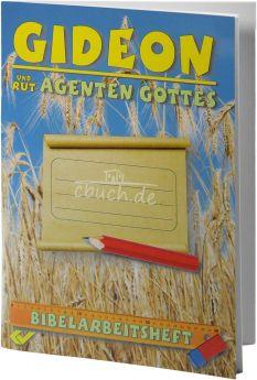 Kausemann: Bibelarbeitsheft - Gideon und Rut