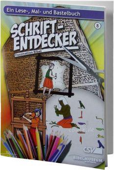 Drüeke & Franke: Schriftentdecker / Faszination Bibel