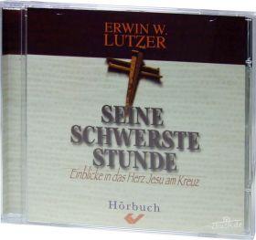 Lutzer: Seine schwerste Stunde (Audio-Hörbuch)