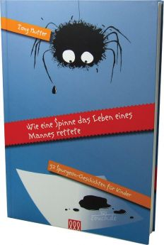 Hutter: Wie eine Spinne das Leben eines Mannes rettete