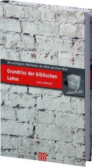 Berkhof: Grundriss der biblischen Lehre