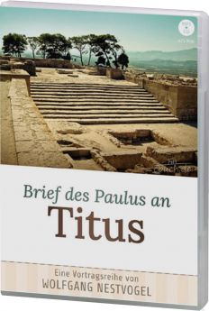 Nestvogel: Brief des Paulus an Titus (MP3-Vortrag)