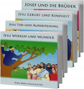 Mini-Bibel-Geschichten (Paket)