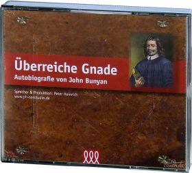 John Bunyan: Überreiche Gnade (Hörbuch) - 3L Verlag