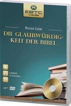 Liebi: Die Glaubwürdigkeit der Bibel (DVD + MP3-Vortrag)