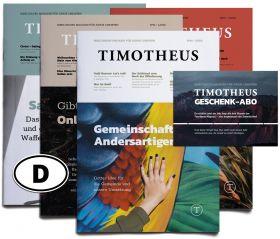 Timotheus Magazin – VERSCHENKabo Deutschland