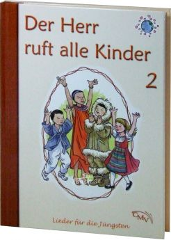 Der Herr ruft alle Kinder (Band 2)