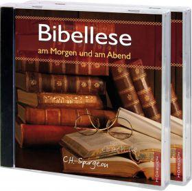 Spurgeon: Bibellese am Morgen und am Abend (MP3-Hörbuch)