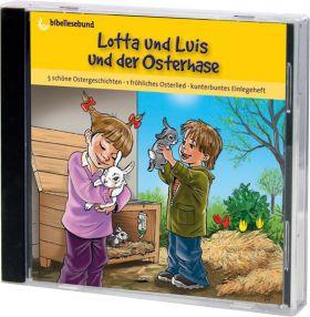 Brünjes: Lotta und Luis und der Osterhase (Audio-Hörspiel)