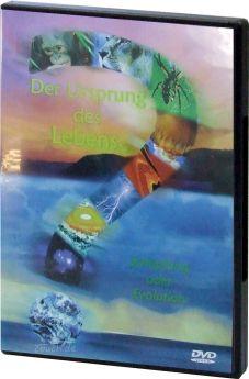 Der Ursprung des Lebens (DVD)