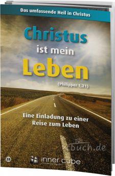 Christus ist mein Leben - Leporello 28