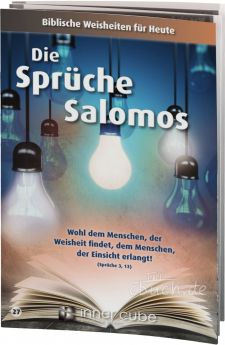 Die Sprüche Salomos - Leporello 27