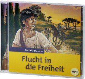 St.John: Flucht in die Freiheit (MP3-Hörbuch)